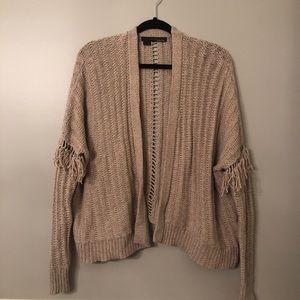 360 Sweater Cardigan - Italian Yarn